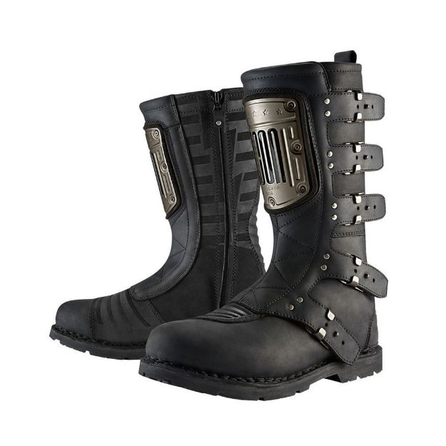 Picture of Black Riding Shoes