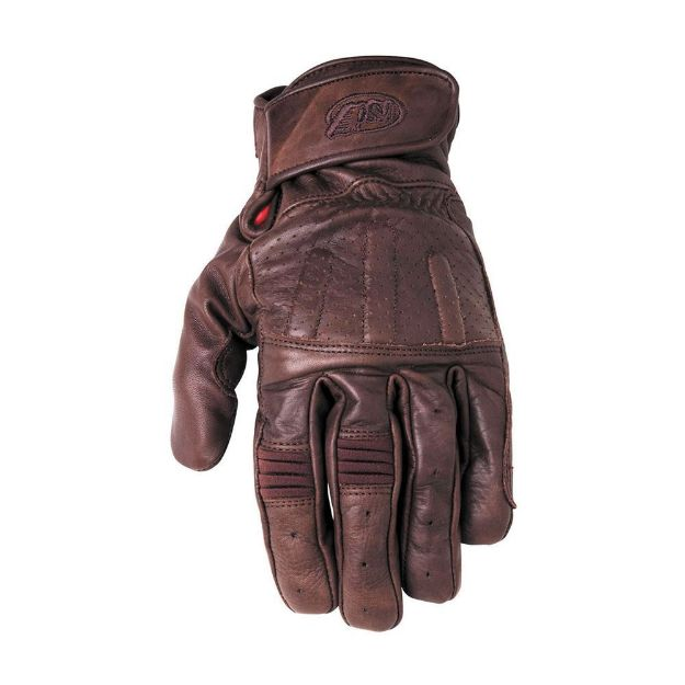 Picture of Brown Motorcycle Gloves